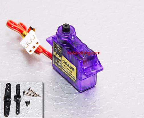 BMS-308BB Micro Servo 1,2 kg / .10sec / 6.2g
