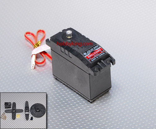 BMS-L530MG 1/5 Echelle Servo 19,8 kg / .15sec / 140.5g