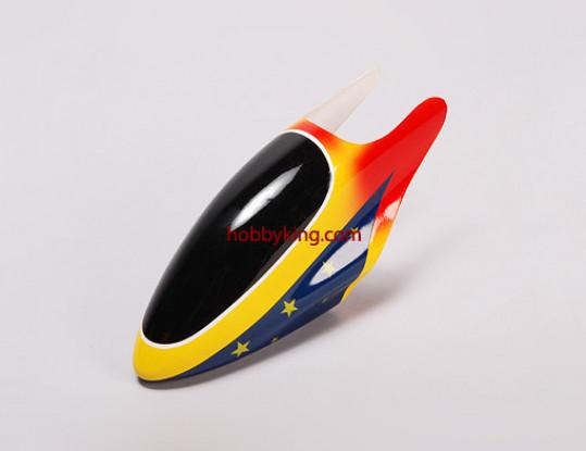 Fiberglass Canopy pour Trex-450