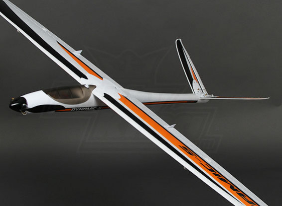 Durafly ™ Dynamic-S Performance V-Tail Planeur 1560mm OEB (PNF)