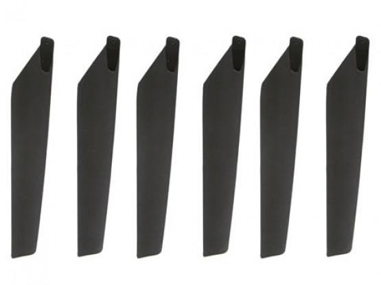 EK1-0312 lames (4) en plastique pour Co-Ax