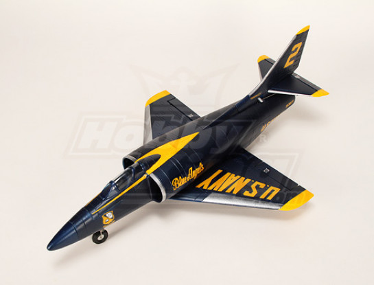 A4 Blue Angels R / C Ducted Fan Jet Plug-n-Fly