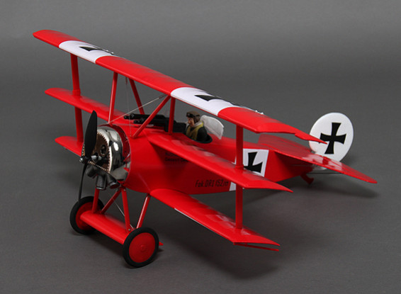 Fokker triplan Dr.1 640mm OEB (PNF)