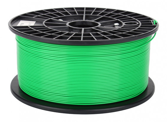 CoLiDo 3D Filament imprimante 1.75mm ABS 1KG Spool (Vert)