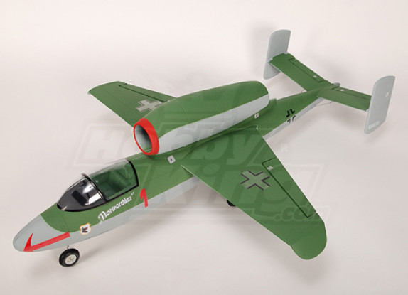 HE-162 Fighter R / C Ducted Fan Jet Plug-n-Fly
