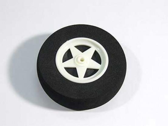 5 Spoke Wheels Shock Absorbing D70xH18mm