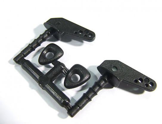 Pin Horns 21x11 4 trous