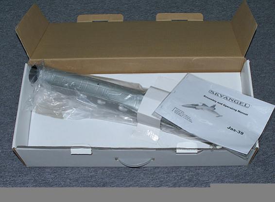 SCRATCH / DENT Mini JAS-39 Gripen EDF Jet Fighter OEB (PNF)