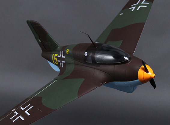 Me 163 Komet - Ultra High Performance Scale Model 900mm (PNF)