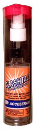 PSN 228 Flashtac Accelerator Foam Safe 2 oz