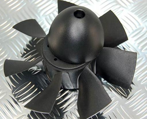 ventilateur de remplacement pour 4.5inch / 114mm EDF (de 7blade)