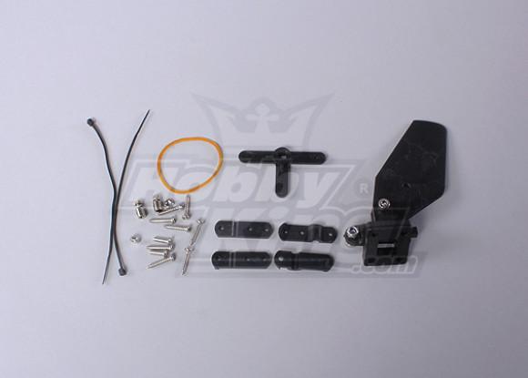 Float Helm (gouvernail) Set pour Seaplane Floats (1set / sac)