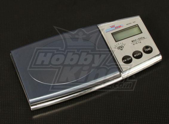 HobbyKing Retro Pocket LCD Echelle 0.1g ~ 500g