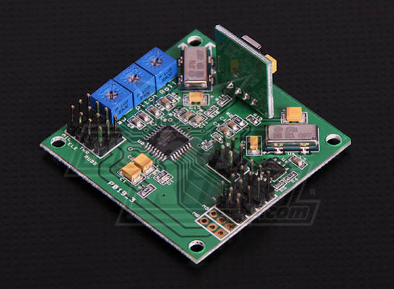 Control Board Quadcopter HobbyKing