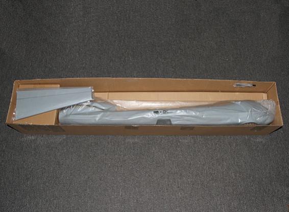 SCRATCH / DENT MQ-9 Reaper en fibre de verre 2500mm FPV (ARF)