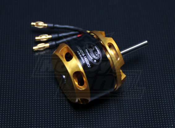 Scorpion HK-4015-1450KV Brushless Outrunner Motor
