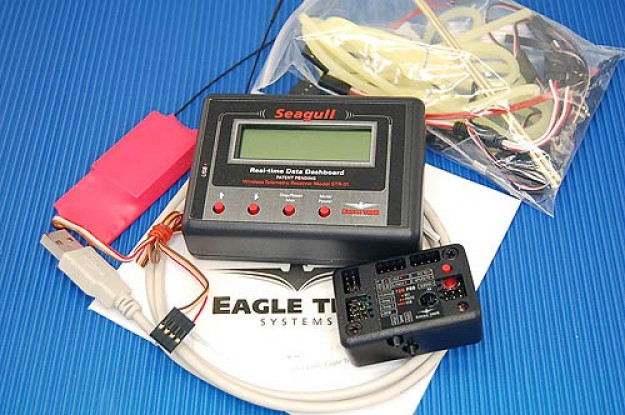 PRO Seagull Wireless Flight System Dashboard, 900MHz 1W