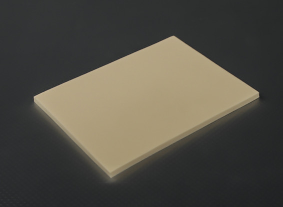 Mousse Anti-Vibration (Orange Latex) 190mm x 140mm x 6mm