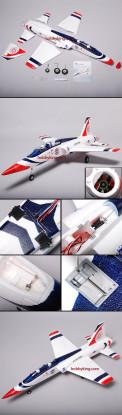 T-38 Talon Jet W / Brushless EDF