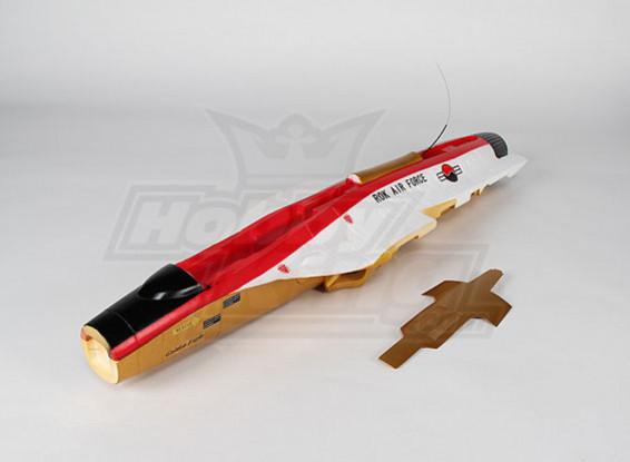 T50 Rouge / Or Fuselage