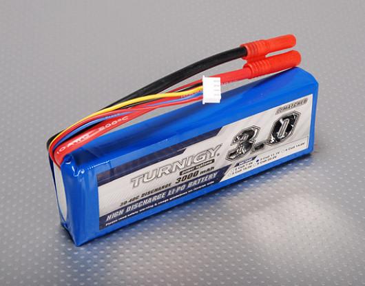 Turnigy 3000mAh 3S 30C Lipo Paquet