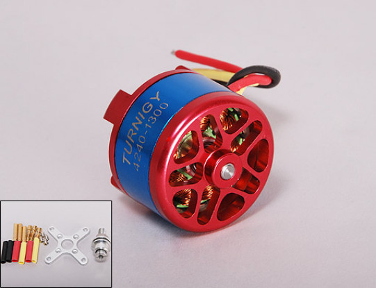 1300kv Turnigy 4240 moteur Brushless