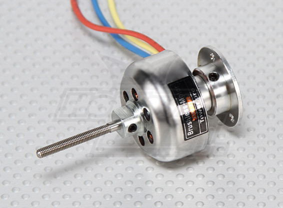 Brushless Outrunner TowerPro2409-18 1000kv / 180W