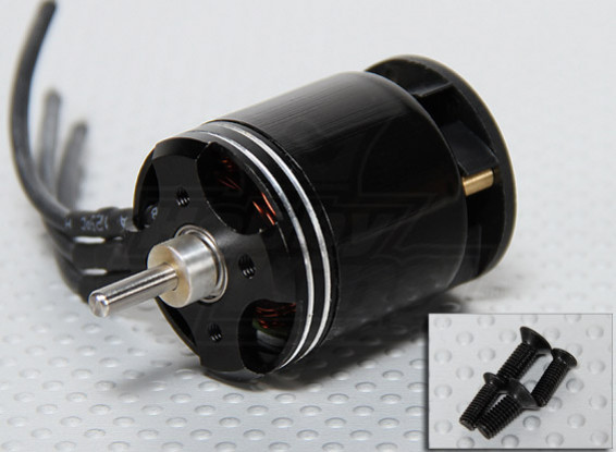 TP 450-Taille 4400kv 2415-06T Brushless Heli Motor