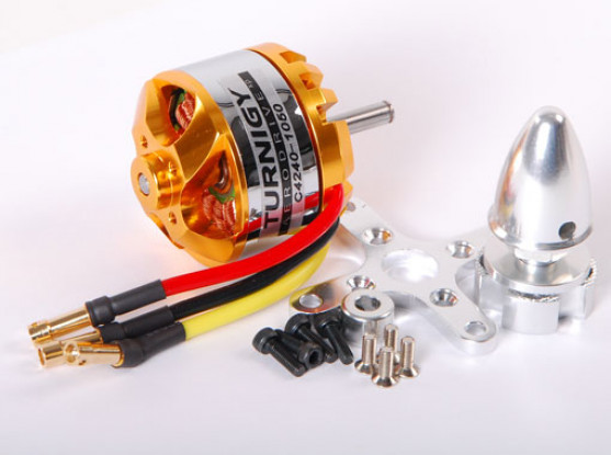 35A Brushless Outrunner TR 42-40A