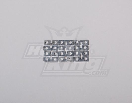 TZ-V2 .90 Taille Servo plaque de montage