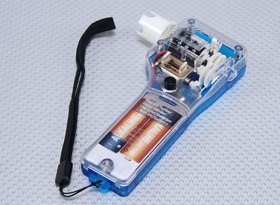 Rubber Band électrique Winder pour les modèles de la série Freeflight