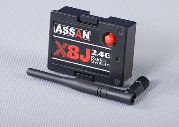 X8J 2.4ghz Module JR