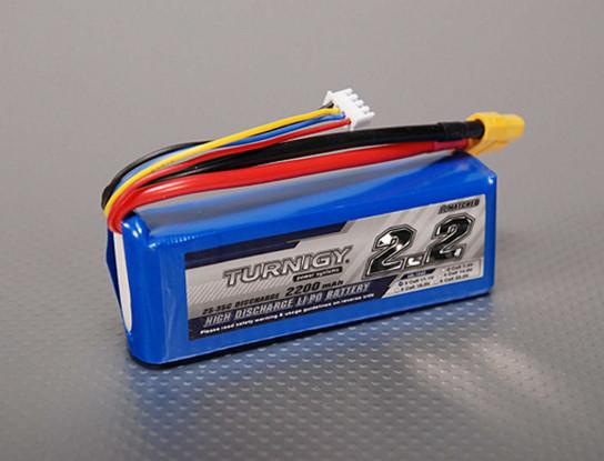 Turnigy-2200mAh-3S-25C-LiPo-Pack-T2200-3S-25