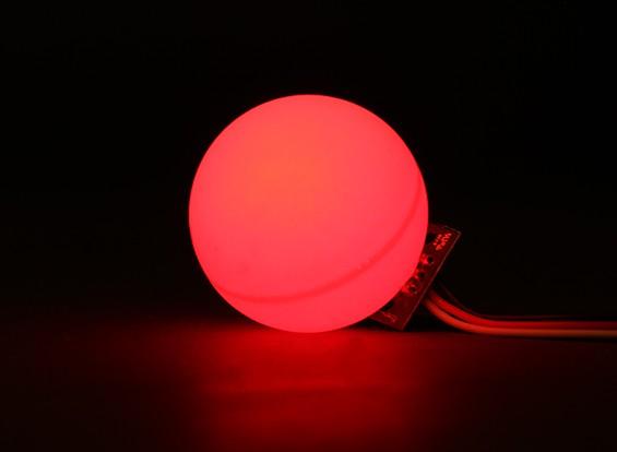 Nebo Flashlight 6746 TAC Slyde Work light DEL 300 lm Strobe rouge clignotante