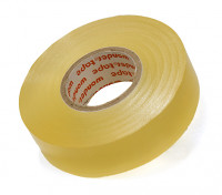 Electrical Tape 20mm x 18m (Transparent)