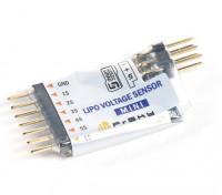 FrSky Mini Lipo Voltage Sensor MLVSS
