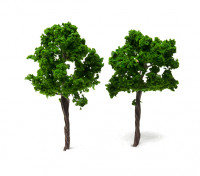 HobbyKing™ 90mm Scenic Wire Model Trees 16090-W90 (2 pcs)