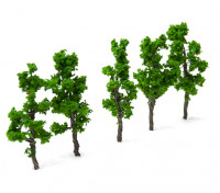 HobbyKing™ 43mm Scenic Wire Model Trees (5 pcs)