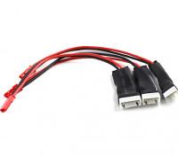 2/3/4S XH Balance Plug to 2 Pin JST Adapter Set (1 each)