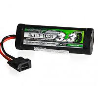 Turnigy nano-tech 3300mAh 8.4V 7P 10C NiMH Battery Hump Pack w/Flat Connector