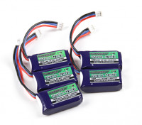 Turnigy nano-tech 180mAh 2S 25C Lipo Pack (E-flite Compatible EFLB1802S20)2