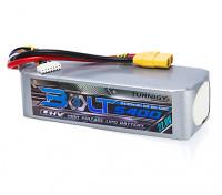 Turnigy Bolt 5400mAh 6S 22.8V 65~130C High Voltage Lipoly Pack (LiHV) w/XT90