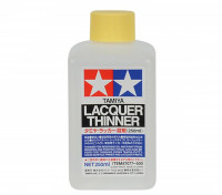 Tamiya Lacquer Thinner (250ml bottle)