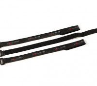 Graphene Velcro Battery Strap 400mm x 20mm (3pcs)