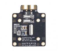 Matek FCHUB-A5 with 184A Current Sensor and 5V/2A BEC Front