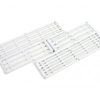 Micro Engineering HO Scale Gutters and Downpipes 6pcs each (80-163)