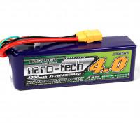 Turnigy nano-tech 4000mAh 6S 35~70C Lipo Pack w/XT90