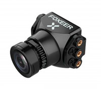 Foxeer Predator Mini Camera 1000TVL Super WDR FPV OSD -2.5mm Lens (BLACK)