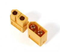 Nylon XT60 Connecteurs Mâle / Femelle (5 paires) AUTHENTIQUE