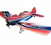 Danse Poke Low Wing Sport PPE w / 1150mm moteur (ARF)